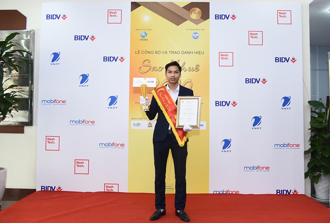 HBLAB、2年連続ベトナムIT業界サオ・クエー賞